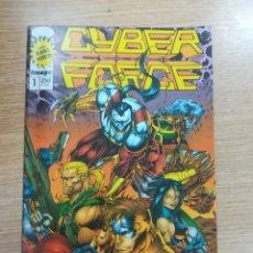 Cómics: CYBER FORCE VOL 1 #1. Lote 136120250