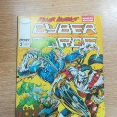 Cómics: CYBER FORCE VOL 1 #2. Lote 136120270