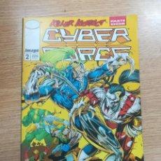 Cómics: CYBER FORCE VOL 1 #2. Lote 136120278