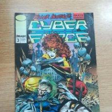 Cómics: CYBER FORCE VOL 1 #3. Lote 136120306