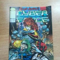 Cómics: CYBER FORCE VOL 1 #3. Lote 136120330