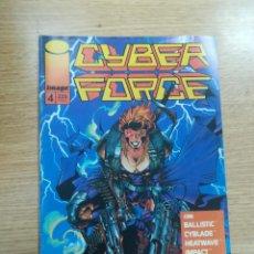 Cómics: CYBER FORCE VOL 1 #4. Lote 136120358