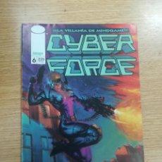 Cómics: CYBER FORCE VOL 1 #6. Lote 136120386