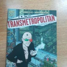 Cómics: TRANSMETROPOLITAN #1. Lote 136181638