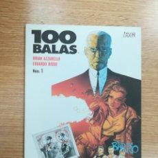 Cómics: 100 BALAS #1. Lote 136185758