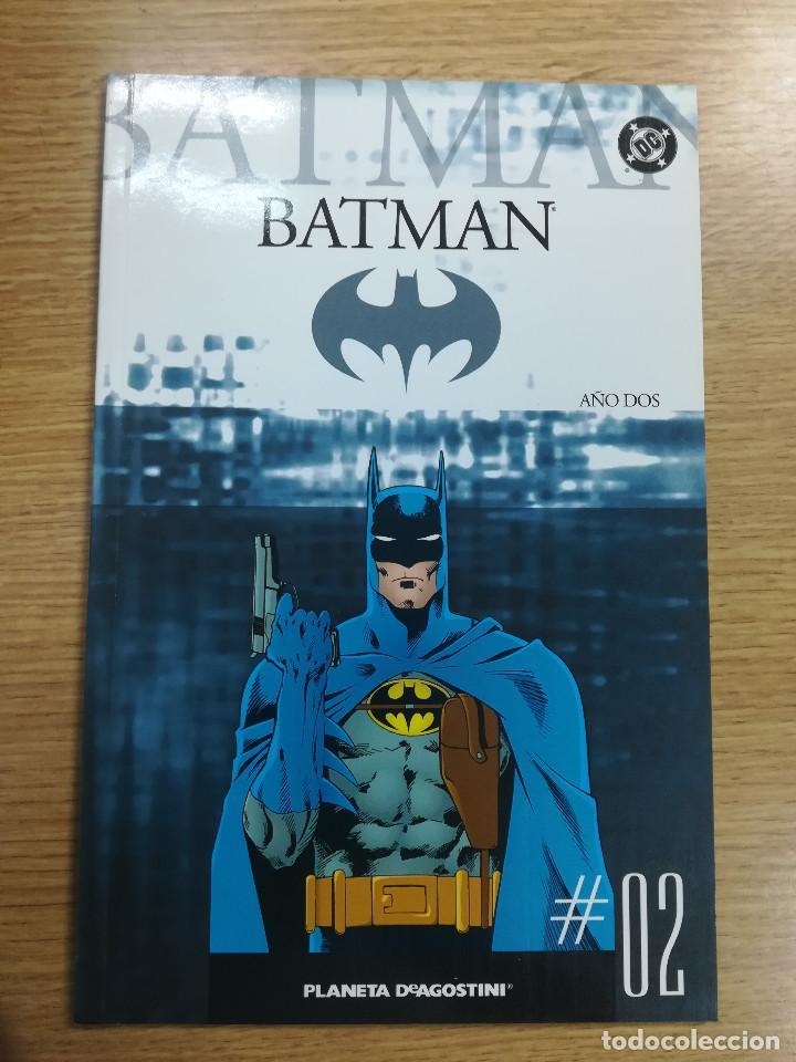 BATMAN COLECCIONABLE #2 (Tebeos y Comics - Planeta)