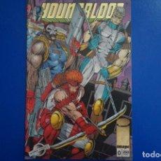 Cómics: CÓMIC DE YOUNGBLOOD AÑO 1994 Nº 0 DE COMICS PLANETA LOTE 5 C. Lote 136441718