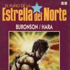 Cómics: EL PUÑO DE LA ESTRELLA DEL NORTE NÚMERO 1, DE BURONSON/HARA (PLANETA DEAGOSTINI, 1995). Lote 208575973