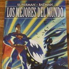 Cómics: SUPERMAN Y BATMAN: LOS MEJORES DEL MUNDO. DAVE GIBBONS, STEVE RUDE. ABSOLUTE PLANETA. Lote 136525930