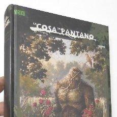 Cómics: LA COSA DEL PANTANO. VOLUMEN 1 - ALAN MOORE (PLANETA, 2010). Lote 136591170