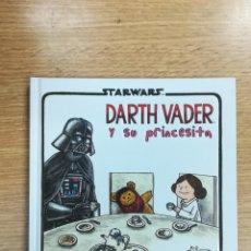 Cómics: STAR WARS DARTH VADER Y SU PRINCESITA. Lote 137149766