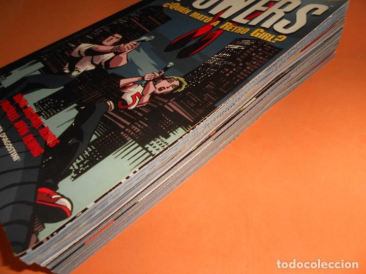 Cómics: POWERS. BENDIS. LOS 6 PRIMEROS VOLÚMENES. NUMEROS DEL 1 AL 30. - Foto 9 - 171594568