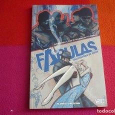 Cómics: FABULAS UNA HISTORIA DE AMOR ( WILLINGHAM BUCKINGHAM ) ¡MUY BUEN ESTADO! DC PLANETA VERTIGO. Lote 137275914