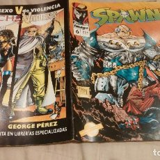 Comics : SPAWN VOL1- Nº6- IMAGE WORLD PLANETA DEAGOSTINI. Lote 137443038