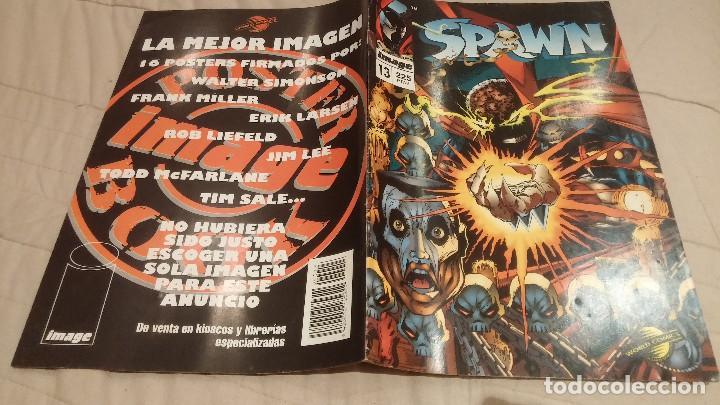 SPAWN VOL1- Nº13- IMAGE WORLD PLANETA DEAGOSTINI (Tebeos y Comics - Planeta)