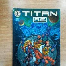 Cómics: TITAN AE. Lote 137628888