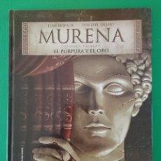Cómics: MURENA. TOMO 1. EL PÚRPURA Y EL ORO. Lote 138676554