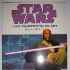Cómics: STAR WARS : LAS GUERRAS CLON ¡ COMPLETA 9 NUMEROS ! PLANETA. Lote 139127250