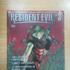 Cómics: RESIDENT EVIL #3. Lote 139138512