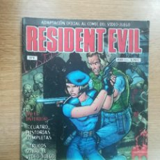 Cómics: RESIDENT EVIL #1. Lote 139138524