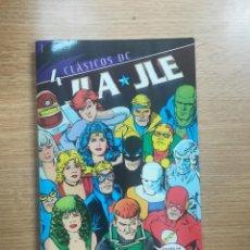Cómics: JLA JLE #4 (CLASICOS DC). Lote 139139670
