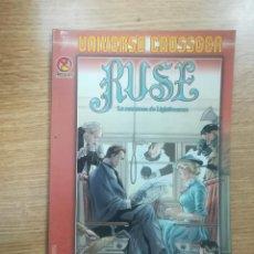 Cómics: RUSE #2 LA AMENAZA DE LIGHTBOURNE. Lote 139141314