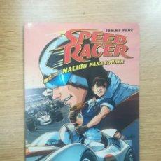 Cómics: SPEED RACER NACIDO PARA CORRER. Lote 139141476