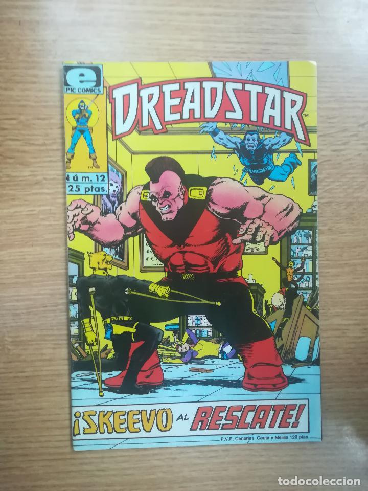 DREADSTAR #12 (Tebeos y Comics - Planeta)