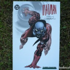 Cómics: DEADMAN. ILUSTRADO POR NEAL ADAMS. PLANETA DEAGOSTINI, 2007.. Lote 139948654