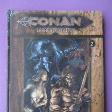 Comics - CONAN LA SAGA DE VALERIA Nº 2, ¡¡¡¡¡NUEVO Y DIFICIL!!!! - 164900341