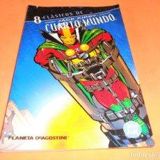 Cómics: CUARTO MUNDO DE JACK KIRBY Nº 8. CLASICOS DC.. Lote 179154765