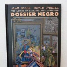 Cómics: THE LEAGUE OF EXTRAORDINARY GENTLEMEN. DOSSIER NEGRO, POR ALAN MOORE Y KEVIN O´NEILL. Lote 140482058