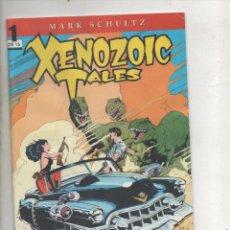 Cómics - XENOZOIC TALES Nº 1. MARK SCHULTZ. PLANETA 1999.DA - 140487006