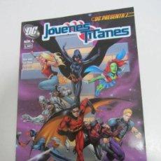 Cómics: JOVENES TITANES Nº 4 -- DC : PRESENTA Nº 7 PLANETA. BUEN ESTADO E5. Lote 141498594
