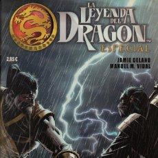 Cómics: LA LEYENDA DEL DRAGON – ESPECIAL . Lote 142128410