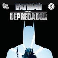 Cómics: BATMAN VS DEPREDADOR - PLANETA. Lote 142346934