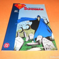 Cómics: LAS AVENTURAS DE SUPERMAN. NUMERO 03. JOHN BYRNE. BUEN ESTADO.. Lote 142575318
