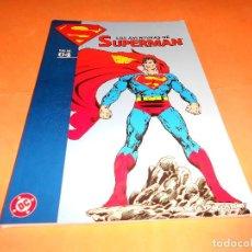 Cómics: LAS AVENTURAS DE SUPERMAN. NUMERO 04. JOHN BYRNE. BUEN ESTADO.. Lote 142575866