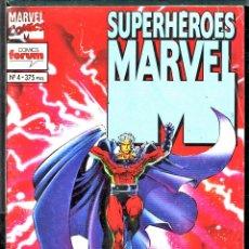 Cómics: TEBEOS-COMICS CANDY - SUPERHEROES MARVEL - 4 - FORUM - RARO - *AA99. Lote 142831826