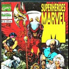 Cómics: TEBEOS-COMICS CANDY - SUPERHEROES MARVEL - 15 - FORUM - RARO - *AA99. Lote 142831834