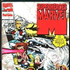 Cómics: TEBEOS-COMICS CANDY - SUPERHEROES MARVEL - 1 - FORUM - RARO - *AA99. Lote 142831850