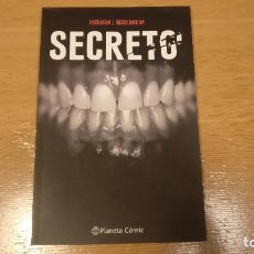 Cómics: SECRETO, DE PLANETA (JONATHAN HICKMAN & RYAN BODENHEIM). Lote 142857534