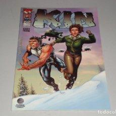 Comics : KIN 3. Lote 143101178