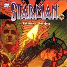 Cómics: STARMAN 1 AL 6 COMPLETA - JAMES ROBINSON ·TONY HARRIS · PETER SNEJBJERG · WADE VON GRAWBADGER. Lote 143156626