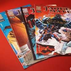 Cómics: DE KIOSCO JAQUE MATE COMPLETA PLANETA. Lote 143268154