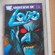 Cómics - LOBO. Nº 1 UNIVERSO DC. PLANETA DEAGOSTINI 2007 KEITH GIFFEN, SIMON BISLEY - 143554794