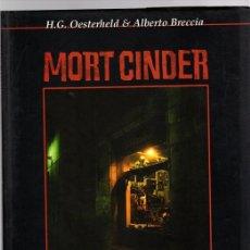 Cómics: MORT CINDER. H.G. OESTERHELD & ALBERTO BRECCIA. PLANETA, 2002. COL. TRAZADO. Lote 143611340