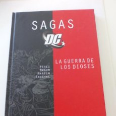 Comics: SAGAS DC VOL. Nº 5 LA GUERRA DE LOS DIOSES. , DC DE PLANETADEAGOSTINI, 2006 COMIC TAPA DURA. Lote 143619770