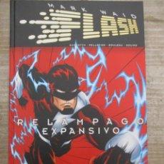 Cómics: FLASH - RELAMPAGO EXPANSIVO - MARK WAID - 568 PAGINAS - DC COMICS / ECC - PERFECTO ESTADO. Lote 143619862