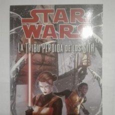 Cómics: STAR WARS.LA TRIBU PERDIDA DE LOS SITH. Lote 143941178
